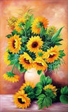 Flower Diamond Painting Kit - DIY Flower-45