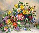Flower Diamond Painting Kit - DIY Flower-49