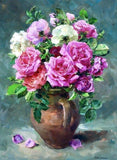 Flower Diamond Painting Kit - DIY Flower-84