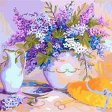 Flower Diamond Painting Kit - DIY Flower-88
