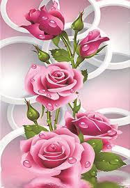 Flower Diamond Painting Kit - DIY Flower-89