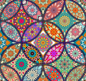 Mandala Diamond Painting Kit - DIY Mandala-19
