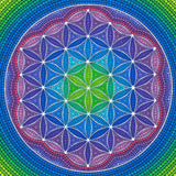 Mandala Diamond Painting Kit - DIY Mandala-1