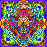 Mandala Diamond Painting Kit - DIY Mandala-21