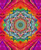 Mandala Diamond Painting Kit - DIY Mandala-28