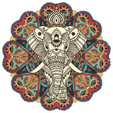 Mandala Diamond Painting Kit - DIY Mandala-31