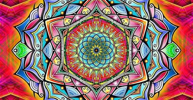 Mandala Diamond Painting Kit - DIY Mandala-37