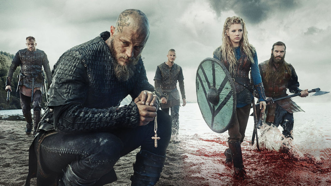 Vikings Floki Diamond Painting Kit - DIY