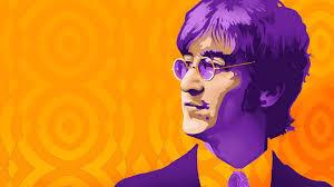 John Lennon Doller Diamond Painting Kit - DIY