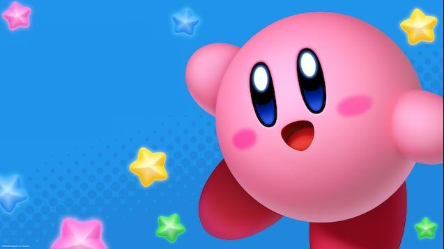 Kirby Stars Diamond Painting Kit - DIY