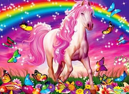 Unicorn Diamond Painting Kit - DIY Unicorn-10