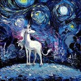 Unicorn Diamond Painting Kit - DIY Unicorn-1