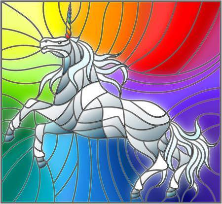 Unicorn Diamond Painting Kit - DIY Unicorn-26