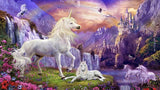 Unicorn Diamond Painting Kit - DIY Unicorn-46