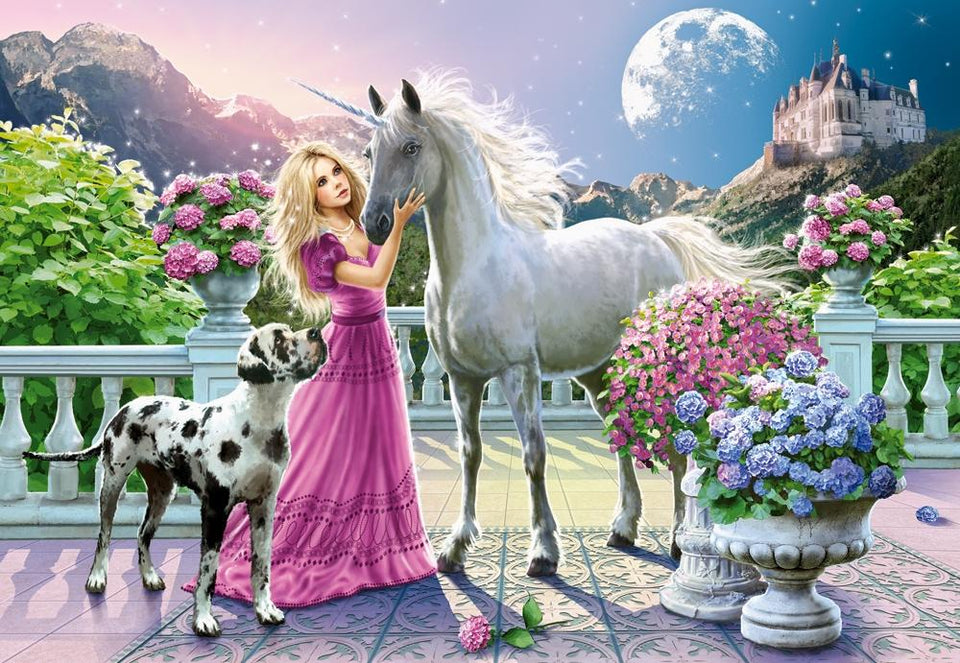 Unicorn Diamond Painting Kit - DIY Unicorn-57