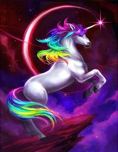 Unicorn Diamond Painting Kit - DIY Unicorn-71