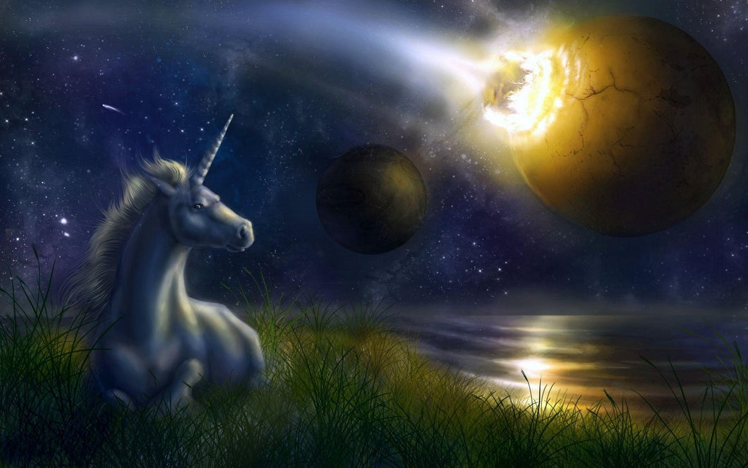 Unicorn Diamond Painting Kit - DIY Unicorn-72