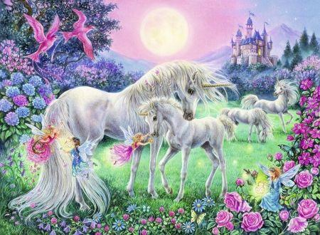 Unicorn Diamond Painting Kit - DIY Unicorn-7