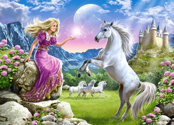 Unicorn Diamond Painting Kit - DIY Unicorn-8