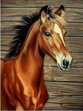 Horse Little Diamond Painting Kit - DIY