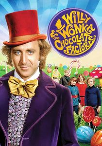 Willy Wonka The Chocolate Painting Kit - DIY