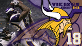 Minnesota Vikings Win Diamond Painting Kit - DIY