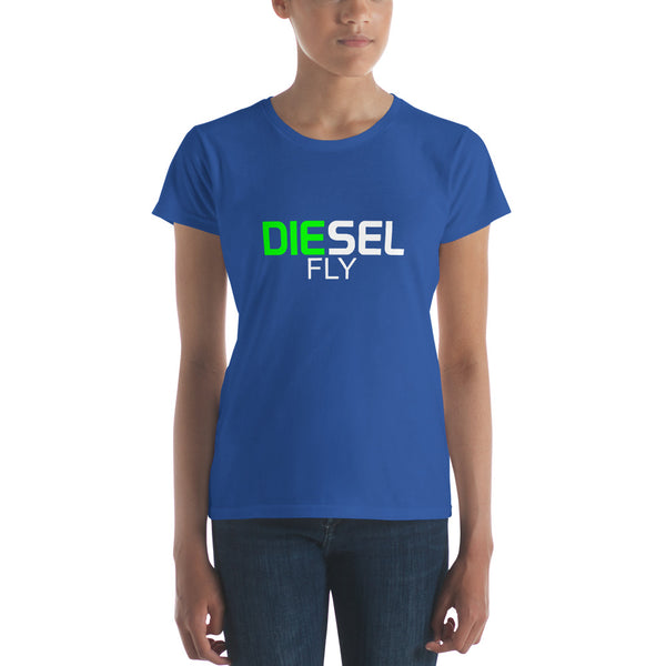 DIESEL FLY ORIGINAL Women's short sleeve t-shirt