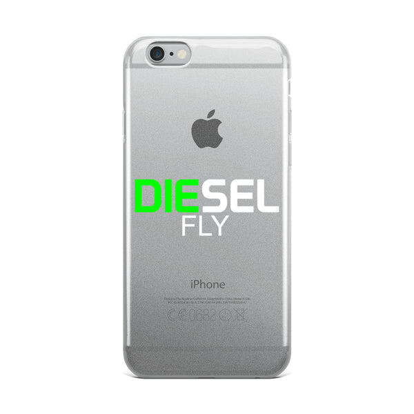 DIESEL FLY ORIGINAL iPhone Case