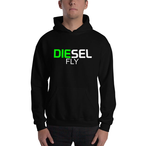 DIESEL FLY ORIGINAL Hooded Sweatshirt