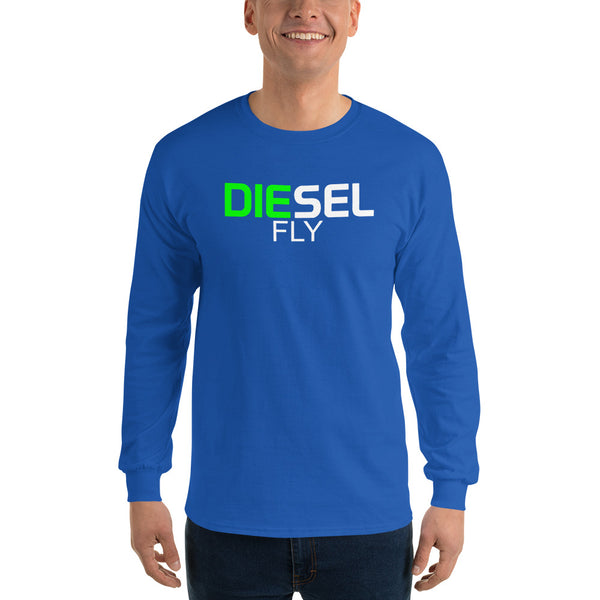 DIESEL FLY ORIGINAL Long Sleeve T-Shirt