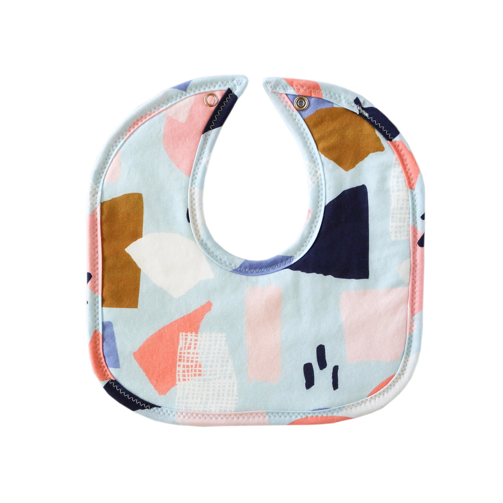 A is for Art Mini Bib