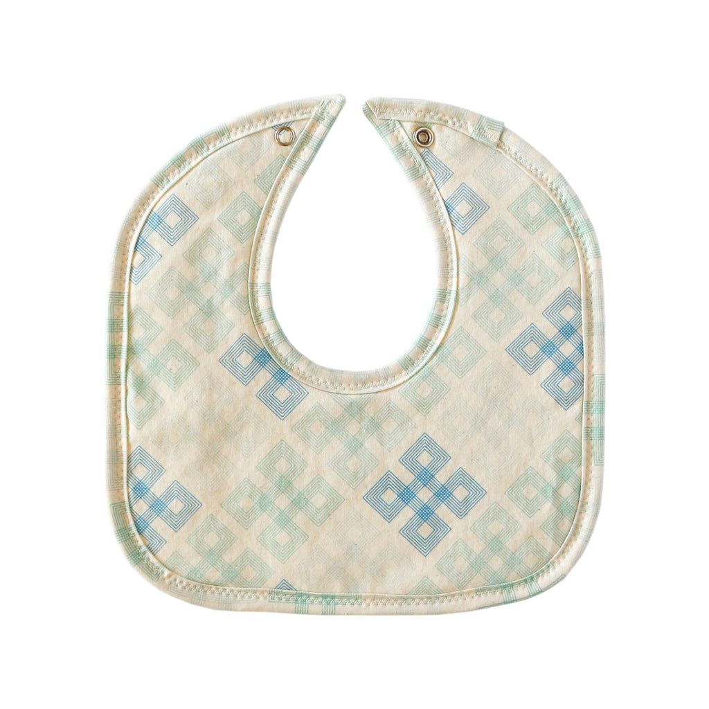 Blue Lagoon Mini Bib