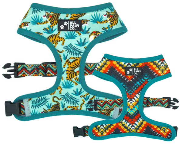 Crouching Tiger Reversible Harness