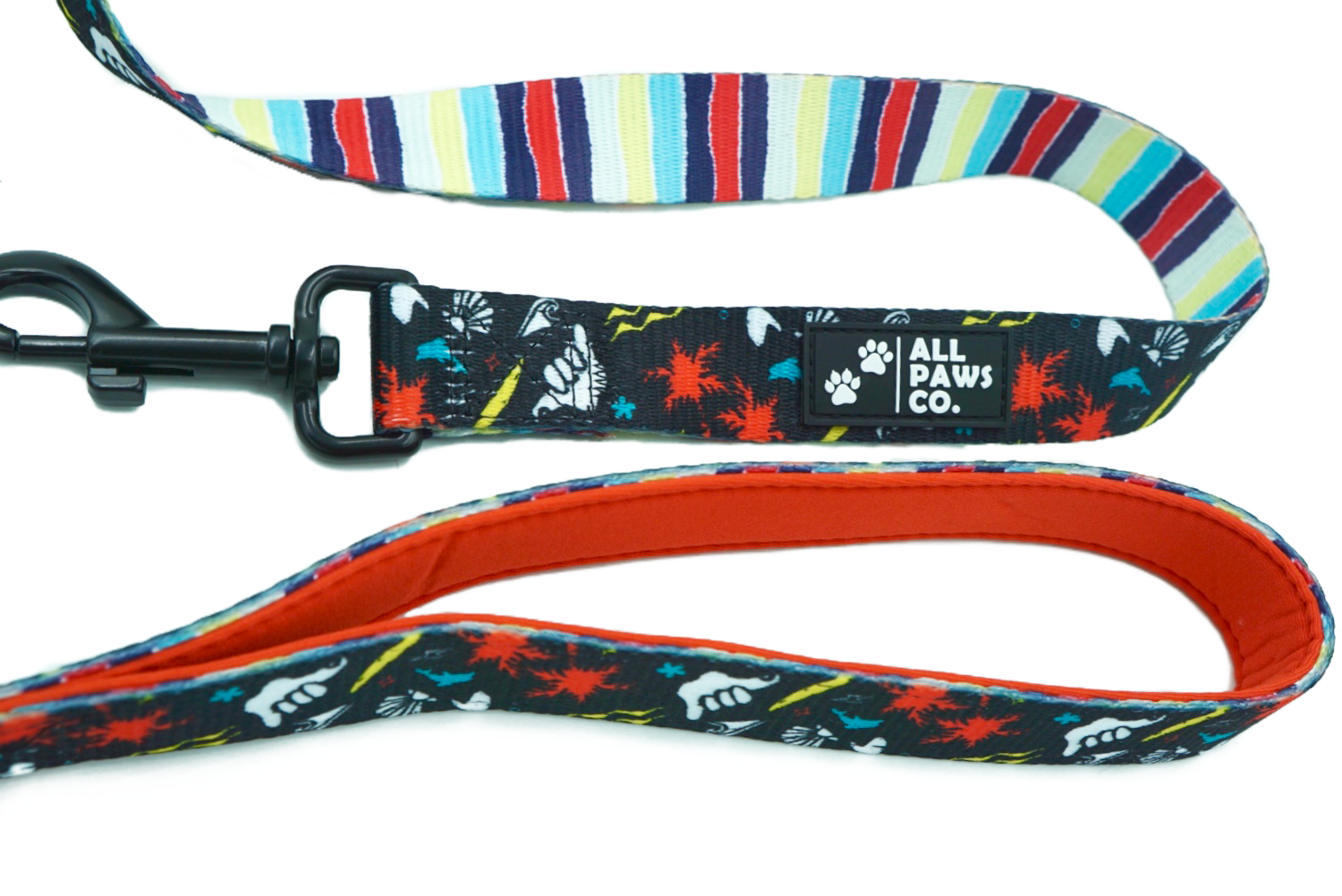 Hard Shaka Padded Leash