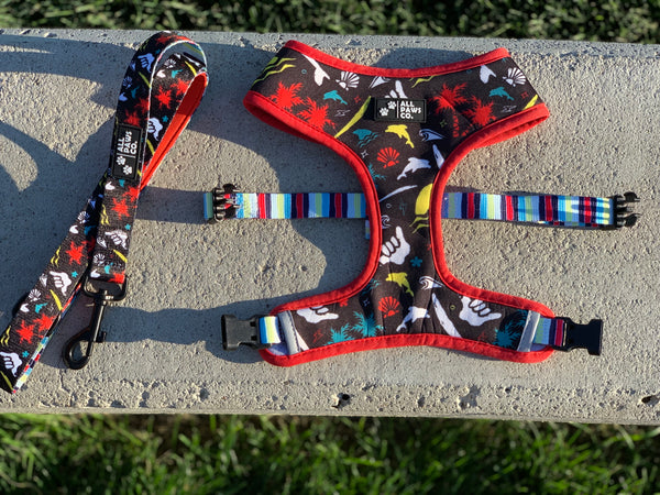 Hard Shaka Reversible Harness