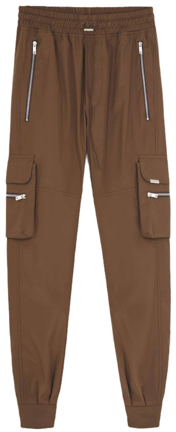 REPRESENT MILITARY PANT - BROWN GLADYS
