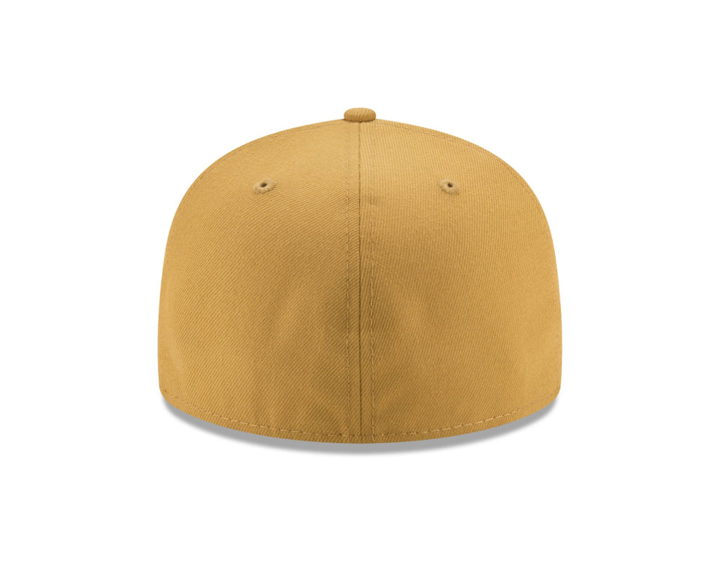 PANAMA TAN CROWN FITTED
