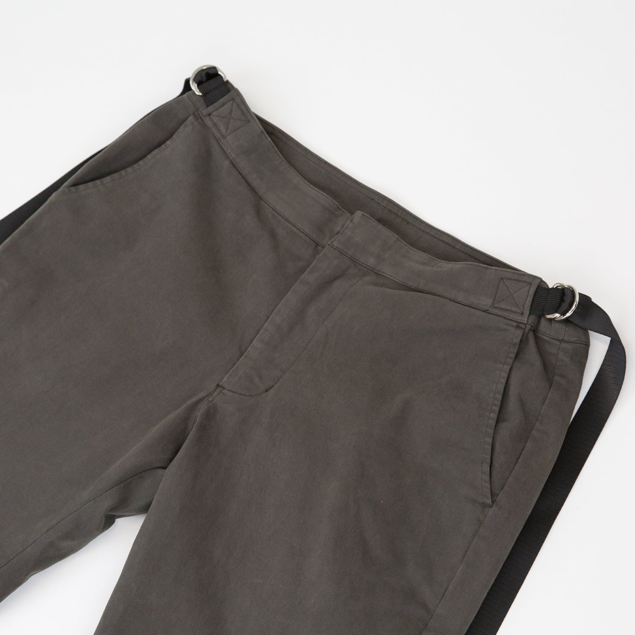 Stampd - Neue Strapped Chino - Grey