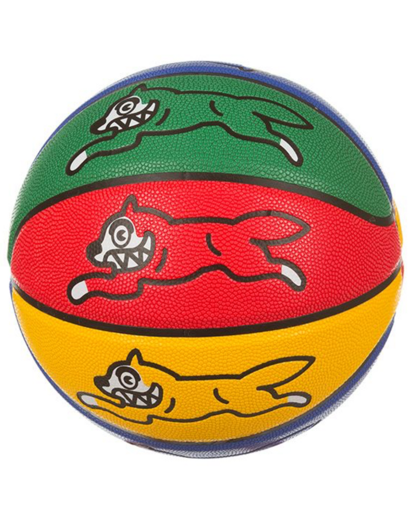 ICECREAM DOUDLE DRIBBLE BASKETBALL