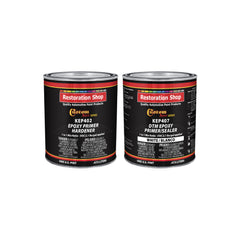 White Epoxy Primer/Sealer 2.1 VOC (1 Quart Kit) Anti-Corrosive DTM High-Performance Primer for Automotive and Industrial use Kit = 1 Pint Epoxy Primer +1 Pint. Epoxy Hdr. (1-1 Mix)