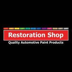 Restoration Shop OEM Arial Blue
