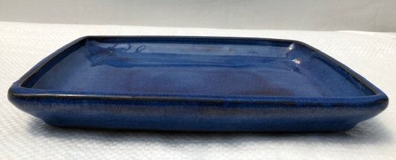 Blue Ceramic Humidity / Drip Tray