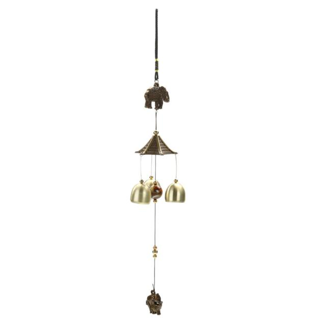 Antique Cooper Bell Wind Chimes