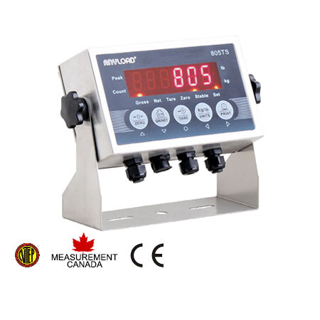 Anyload 805TS Digital Weight Indicator
