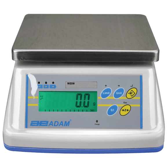 Adam WBW Washdown Portion Control Scale