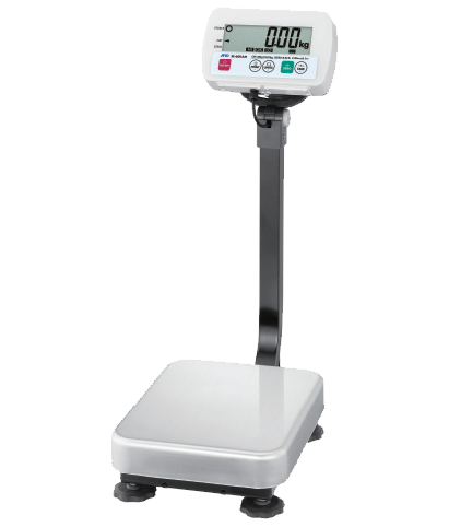 A&D SE Series Washdown Bench Scales