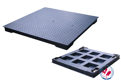 Anyload FSP  4' x 4' Legal Floor Scales