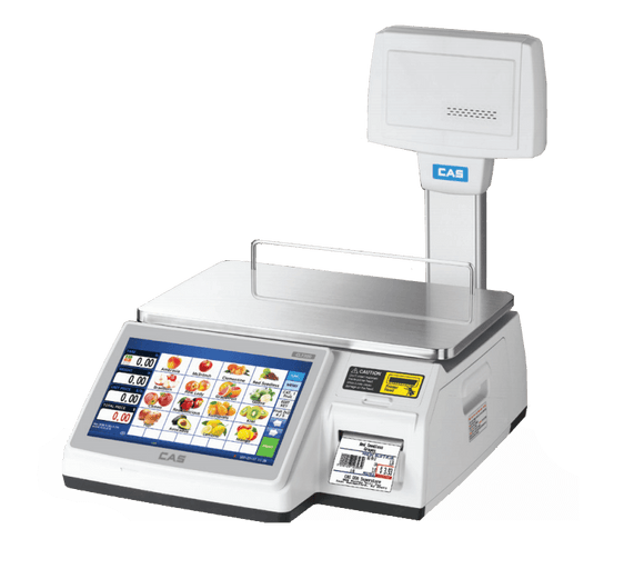 CAS CL-7200 Touch Screen Labelling Scales