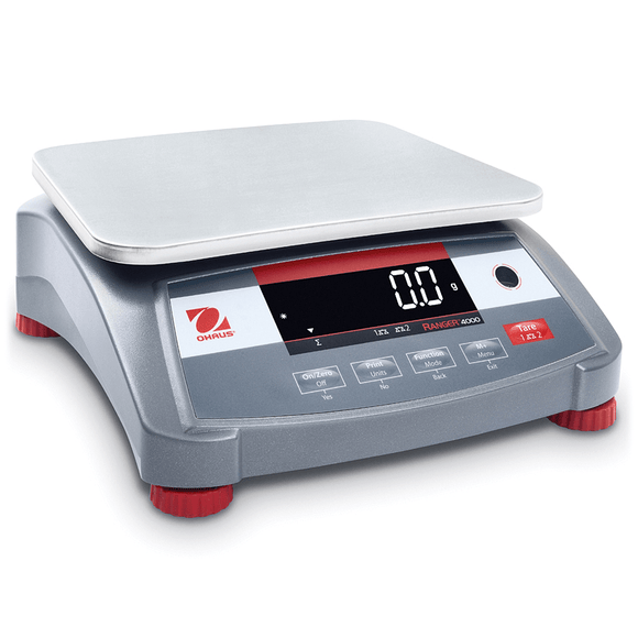 Ohaus Ranger 4000 Counting Scales