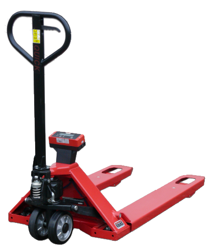 Ravas 110 Hand Pallet Jack Weighing Scale